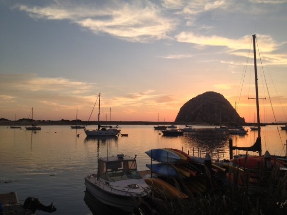Morro Bay - 2013